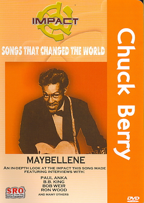 CHUCK BERRY:MAYBELLENE BY BERRY,CHUCK (DVD)